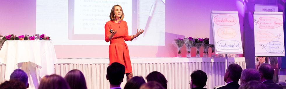 Claudia Spray zielgruppenberatung.at Vortragsthemen